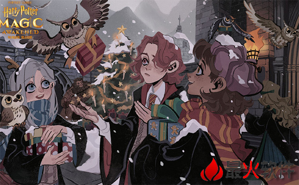 哈利波特魔法觉醒分院有什么区别