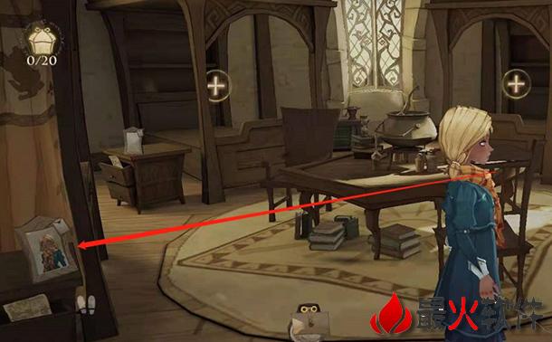 哈利波特魔法觉醒怎么换头像